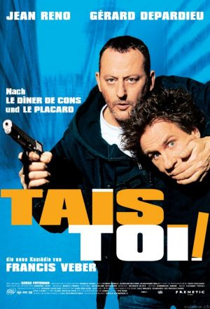 Tais-toi! / Ruby & Quentin / უიღბლონი / რუბი და კვენტინი (2003/ქართულად)