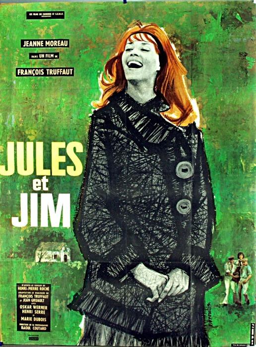 Jules et Jim / ჟიული და ჯიმი (1962/ქართულად)