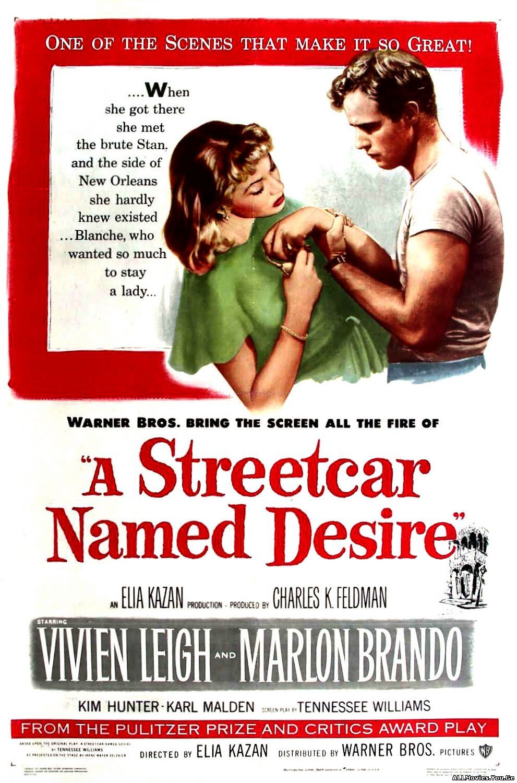 "A Streetcar Named Desire / ტრამვაი სახელად ""სურვილი"" (1951/ქართულად)"