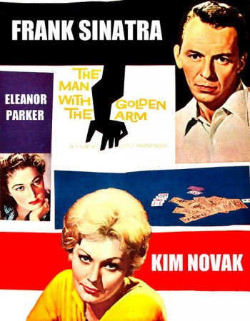 The Man with the Golden Arm / ადამიანი ოქროს ხელებით (1955/ქართულად)