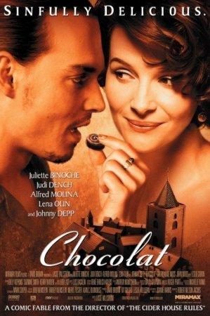 Chocolat / შოკოლადი (2000/ქართულად)