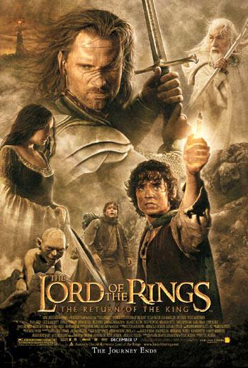 The Lord of the Rings / ბეჭდების მბრძანებელი 3 - მეფის დაბრუნება (2003/ქართულად)