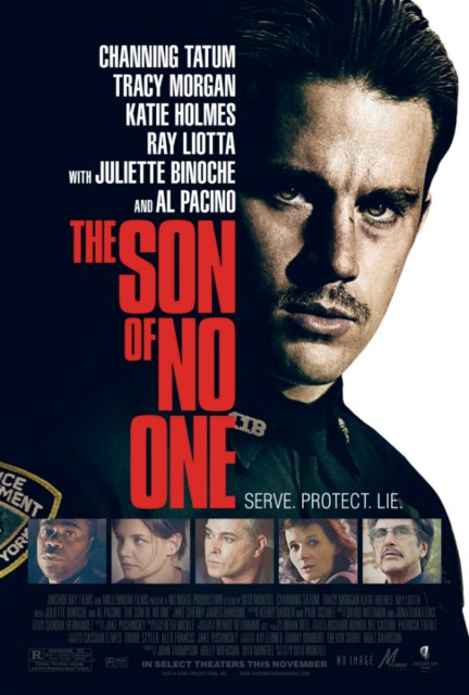 The Son of No One / საშიში რაიონი (2011/ქართულად)
